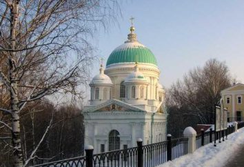 Pustynia Sarovskaya – miejsce kultu św. Serafina Sarov