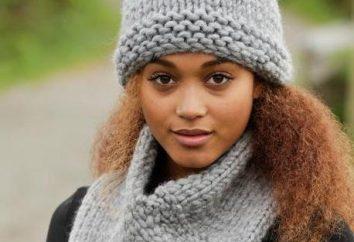 Diminuire punti di sutura sul cappello aghi: cappelli del knit correttamente