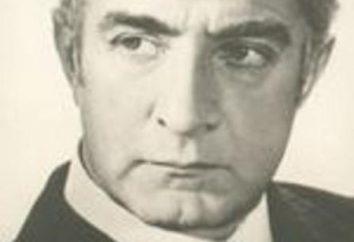 Acteur Igor Dmitriev: biographie