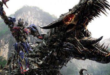 """""""Transformers"""". Nazwy robotów"""