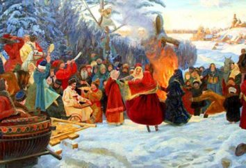 Warum ist es Karneval Karneval genannt? Geschichte des Ferien Maslenitsa