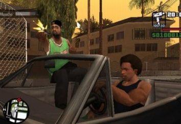 """Códigos em """"GTA San Andreas"""": pára-quedas e mais"""