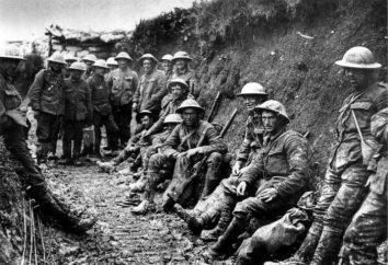 La bataille de la Somme: la marée de bataille et son résultat