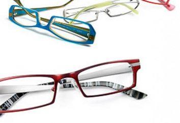 Gläser für Vision Mode: Damen- und Herrenrahmen