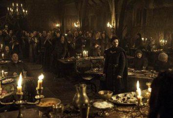 """Casas em """"Game of Thrones"""": descrição, braços, história"""