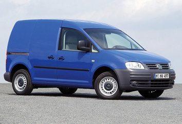 """""""Volkswagen Caddy"""": la historia, la descripción del modelo"""