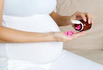 Wie und wie viel während der Schwangerschaft Folsäure zu trinken? Folsäure und Vitamin E in der Schwangerschaft