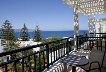 Grécia, Pe. Crete, Nana Beach 5 *: visão geral, descrição e comentários de turistas