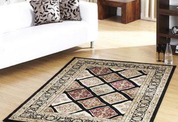 Dywany we wnętrzu salonu. Wybierając dywan w salonie: kolor, kształt, rozmiar i wzór