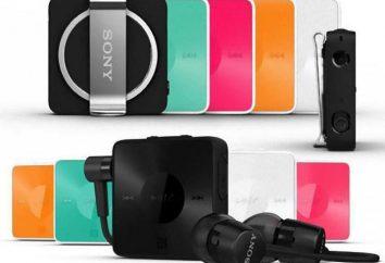 Zestaw słuchawkowy Sony SBH20: specyfikacje, opinie
