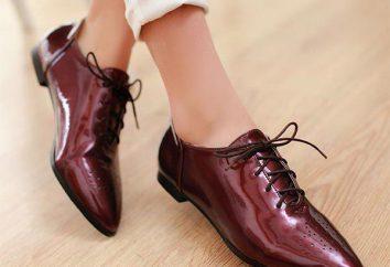 Od co się ubrać lakierki buty?