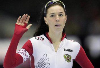 Catherine Lobysheva – deux fois médaillée olympique en patinage de vitesse
