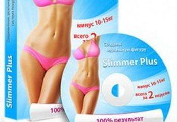 """Program """"Slimer Plus"""" do odchudzania: recenzje i cechy"""
