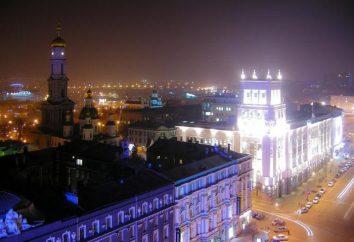Plac Konstytucji w Charkowie – pierwsza stolica centralnym placu