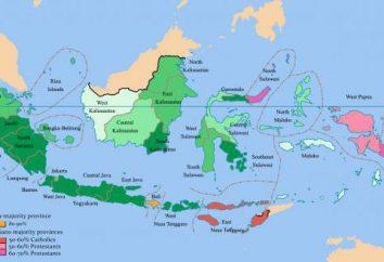 Indonesia: la religione e le tradizioni del paese. La sua posizione geografica