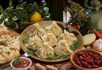 Khinkali – che è dietro il piatto e come si prepara?