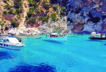 Sardinien (Italien): eine Beschreibung, die Lage auf der Karte Italien, Freizeit und Bewertungen