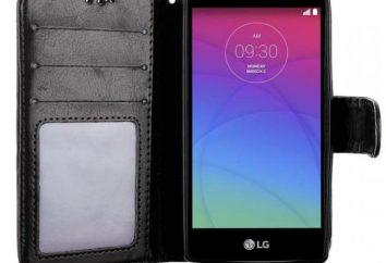 Smartphone LG Spirit: opinie, recenzje, dane techniczne, porównania i opisy