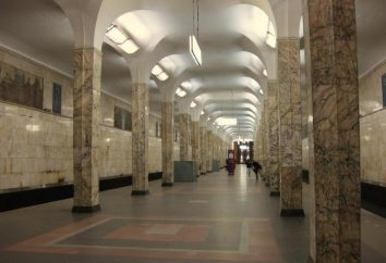 """stazione della metropolitana """"Avtozavodskaya"""" di Mosca"""
