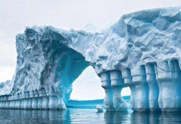 Vinson – Antarctica tablicy. Opis, zdjęcia
