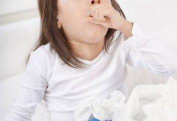 Niepokojące pytanie: Czy jest możliwe, aby chodzić z dzieckiem podczas kaszlu?