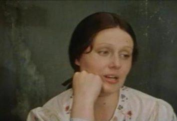 Aktorka Jekaterina Voronina – druga połowa Siergiej Nikonienko