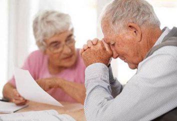 Zwolnienie państwa emeryta do zwolnienia: świadczenia, dodatki