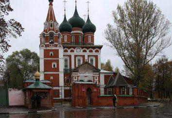 Igrejas e templos de Yaroslavl