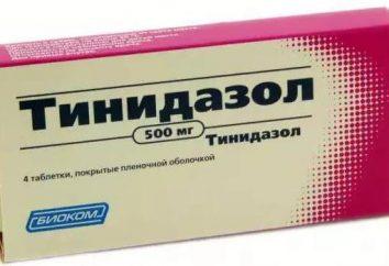 """""""Tynidazolu"""": Co leczy, instrukcje, przeciwwskazania"""