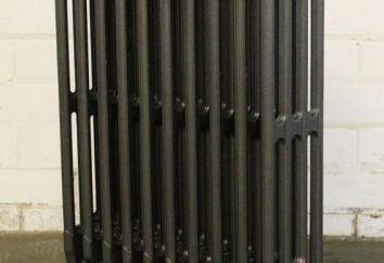 """Conner,"" radiatore: recensioni specie. radiatori in ghisa Konner"