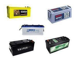 Batteries pour véhicules utilitaires: marques et commentaires sur les