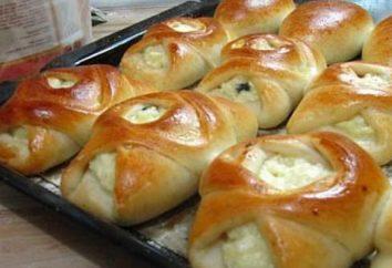 Galettes au fromage: une recette avec des photos. Comment faire cuire la pâte feuilletée au fromage