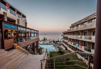 Hotel CHC Galini Sea View 5 * (Kreta, Griechenland): Übersicht, Beschreibung und Bewertungen Zimmer