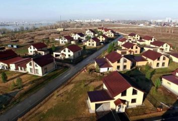 "villaggio chalet ""Rugiada White"", Novosibirsk: recensioni, foto"