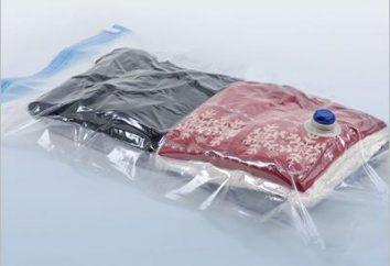 sacs à vide pour les vêtements – ce qu'il est et pourquoi vous devez?