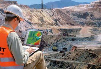 Geologia. sondaggio ingegneristico-geologica