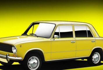 Kilka sposobów jak narysować samochód Vaz różne modele