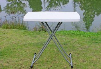 Was für ein Picknick-Tisch Falten?