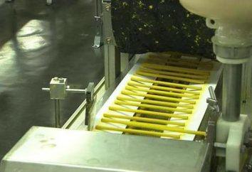 Come fanno le matite? la produzione di matite