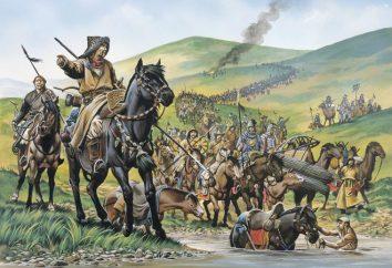 Que cidade Rússia resistiu as tropas mongóis durante uma convulsão?