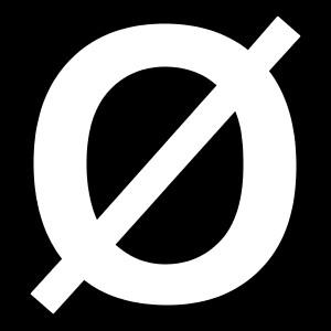 durchmesser symbol word