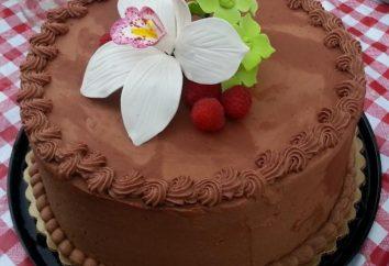 Jak gotować ciasto i miejsce urodzin mojej matki