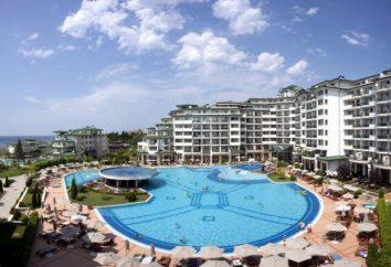 Hotel Emerald Beach Resort Spa 5 * (Ravda, Bulgaria): descripción y comentarios