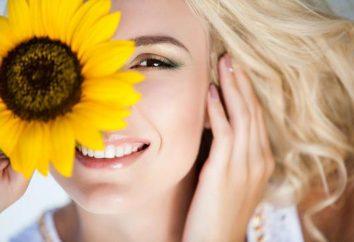 Olej słonecznikowy na twarzy: jak korzystać z korzystnych właściwości i recenzje