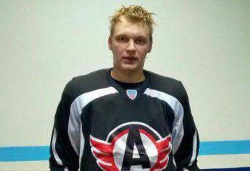 Pankov Aleksandr – jogador CHL