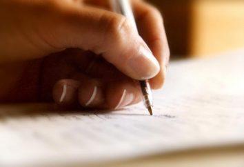 Como escrever uma declaração ao tribunal: as regras básicas