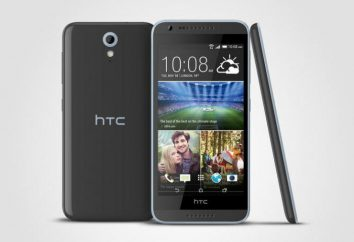 HTC Desire 620G: Opinie i ocena wykonania modelu