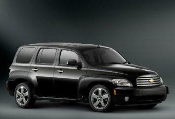 Historique et description de la Chevrolet HHR