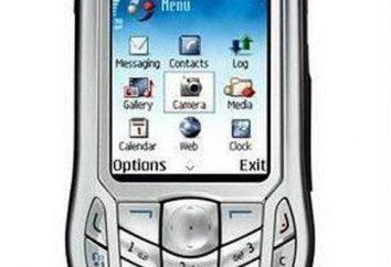 Nokia 6630: Dane techniczne