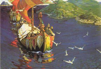 Percorso da Vichinghi ai Greci – è … itinerario dettagliato dai Vichinghi ai Greci: la descrizione della città, sul fiume